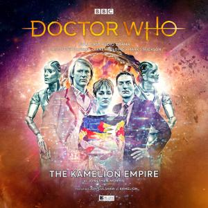 The Kamelion Empire (Credit: Big Finish)