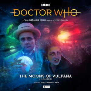 The Moons Of Vulpana (Credit: Big Finish)