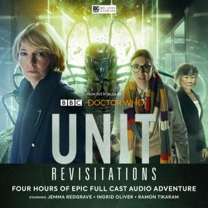 Doctor Who: UNIT: Revisitations