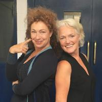 The 8th of March -  Alex Kingston/Louise Jameson (Credit: Big Finish)