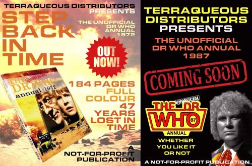 The Unofficial Dr Who Annual 1972