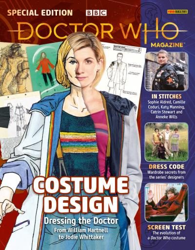 DWM Special Edition 52: Costume Design