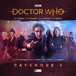 Ravenous 4 (Credit: Big Finish)