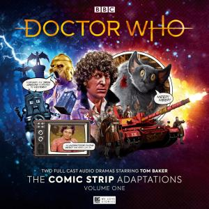 Doctor Who: The Comic Strip Adaptations Volume 01