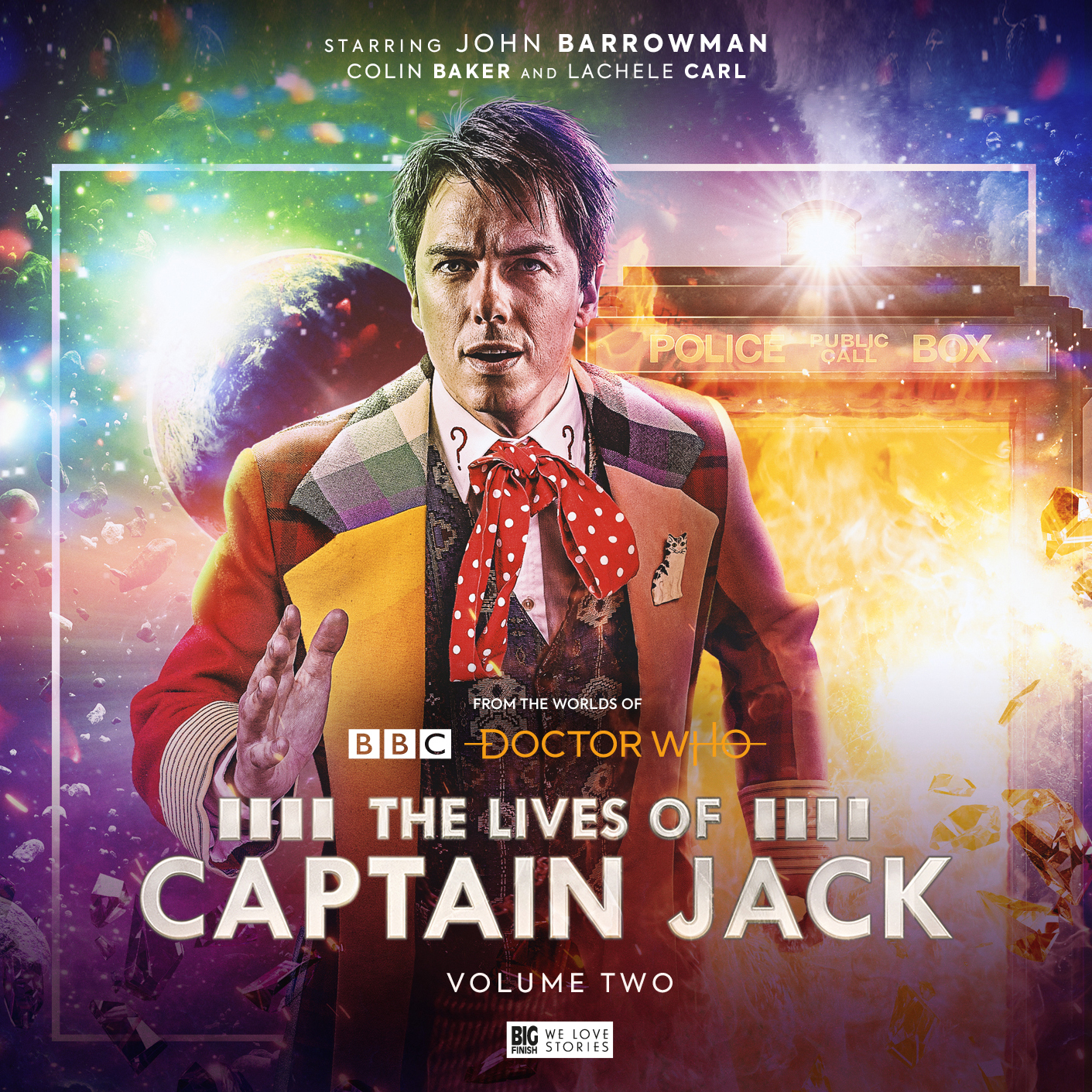 The Lives of Captain Jack (Credit: Big Finish)