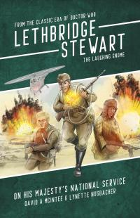 Lethbridge-Stewart: The Laughing Gnome: OHMNS (Credit: Candy Jar Books)
