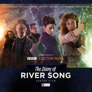 Slipcase for The Diary of River Song (yo