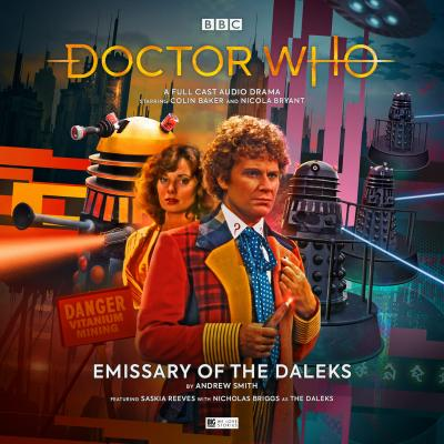 Emissary of the Daleks (Credit: Big Finish)
