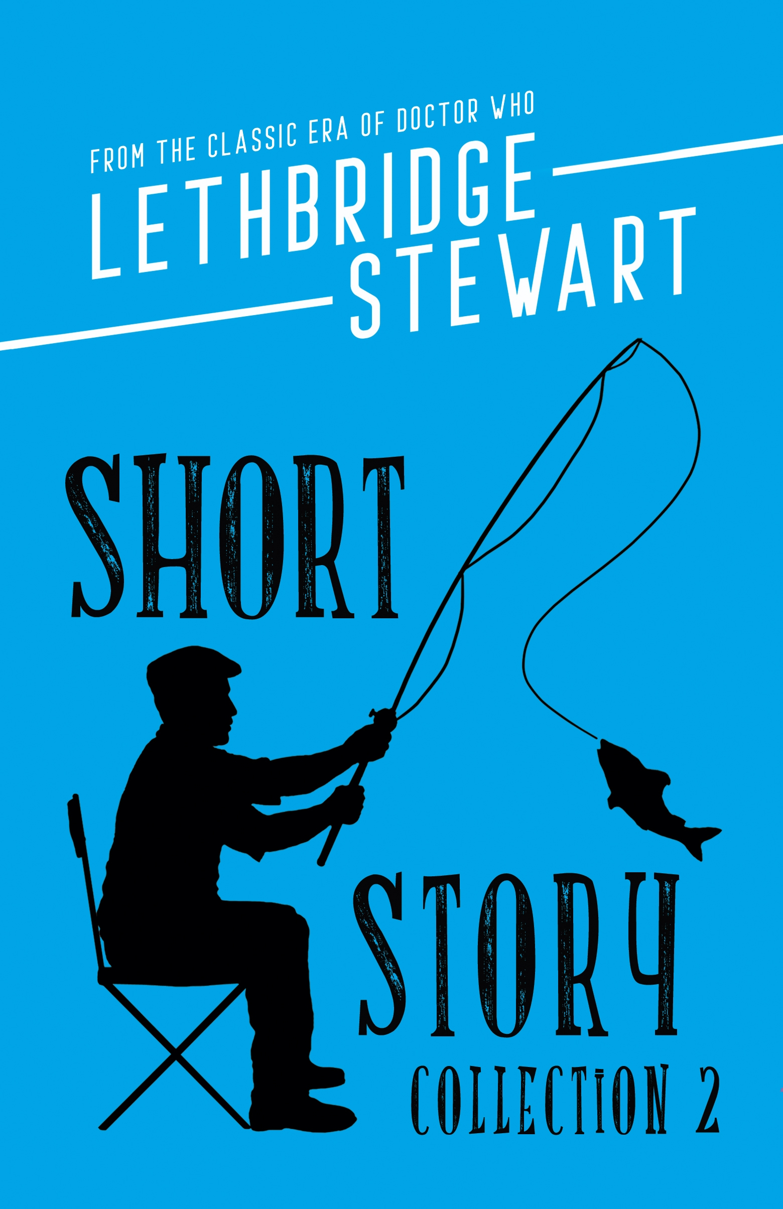 Lethbridge-Stewart: Short Story Collection 2 (Credit: Candy Jar Books)
