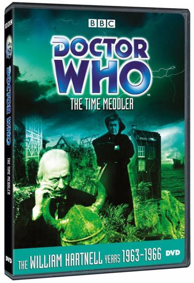 The Time Meddler (R1 DVD) (Credit: BBC Shop)