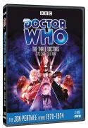 The Three Doctors Special Edition (R1 DVD) (Credit: BBC Shop)