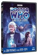 Planet Of The Spiders (R1 DVD) (Credit: BBC Shop)