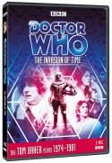 The Invasion Of Time (R1 DVD) (Credit: BBC Shop)