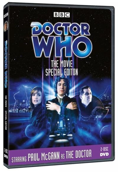The TV Movie Special Edition (R1 DVD) (Credit: BBC Shop)