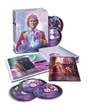 The Doctor Who Collection: Season 23 boxed set (Credit: BBC Studios)