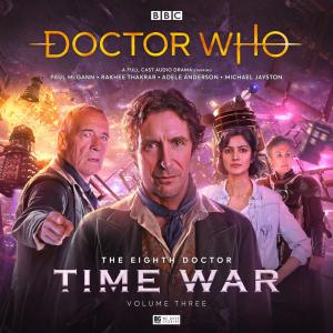 The Time War - Series 3 (Credit: Big Finish)