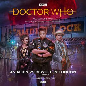 An Alien Werewolf In London