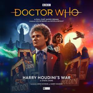 Doctor Who: Harry Houdini's War