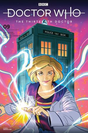 The Thirteenth Doctor - Issue #9 (Credit: Titan)