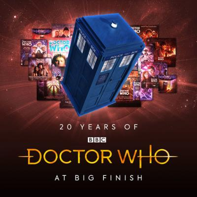 20th Anniversary (Credit: Big Finish)