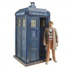 Doctor Who The Fifth Doctor and Tardis (Credit: Character Options )