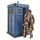 Doctor Who The Fourth Doctor and Tardis (Credit: Character Options )