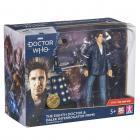 Doctor Who The Eighth Doctor and Dalek Interrogator Prime Action Figure Set (Credit: Character Options )