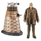 Doctor Who The War Doctor and Dalek Scientist Action Figure Set (Credit: Character Options )