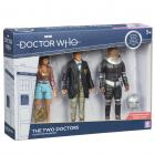 The Two Doctors Collector Figure Set (Credit: Character Options )