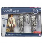 The Seventh Doctor Collector Figure Set (Credit: Character Options )
