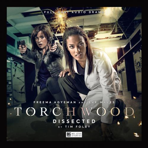 Torchwood: Dissected  (Credit: Big Finish)