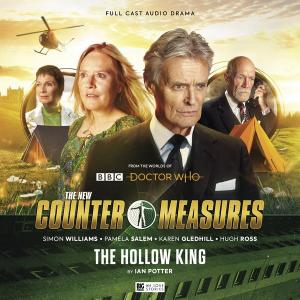The New Counter-Measures: The Hollow King (Credit: Big Finish)
