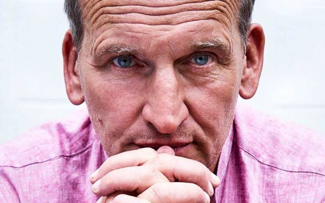 Christopher Eccleston - I Love The Bones of You Book Tickets