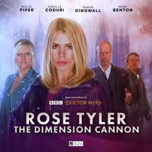 The Dimension Cannon (Credit: Big Finish)