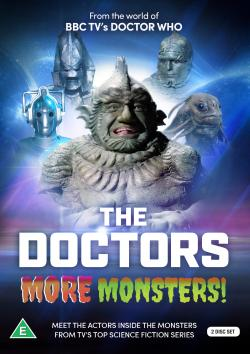 The Doctors: More Monsters! (Credit: Koch Media)