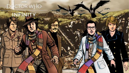 Doctor Who Infinity (Credit: Tiny Repel Games)