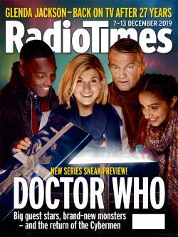 Radio Times (7-13 Dec 2019) (Credit: Immediate Media )