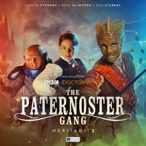 The Paternoster Gang: Heritage 2 (Credit: Big Finish)