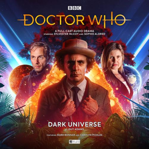 Dark Universe (Credit: Big Finish)