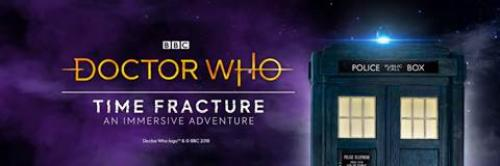 Doctor Who Time Fracture (Credit: BBC Studios)