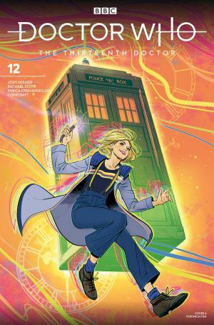 The Thirteenth Doctor - Issue #12  (Credit: Titan)
