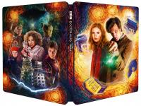 Doctor Who: Series 5 Collection Steel Book (cover) (Credit: BBC Studios)