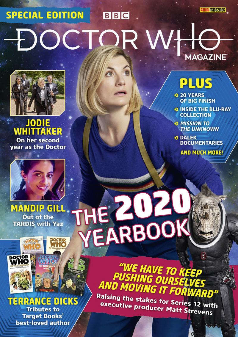 Doctor Who Magazine Special 54 (Credit: Panini)