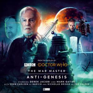 Anti-Genesis (Credit: Big Finish)