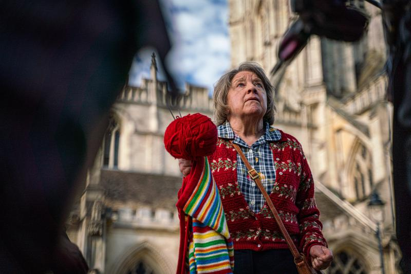 Fugitive of the Judoon: Marcia (Judith Street) (Credit: BBC Studios (James Pardon))
