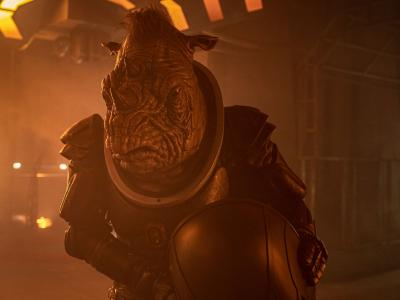 Doctor Who: Fugitive of the Judoon