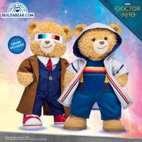 Doctor Who Bear (Credit: Build-A-Bear Workshop / BBC Studios)