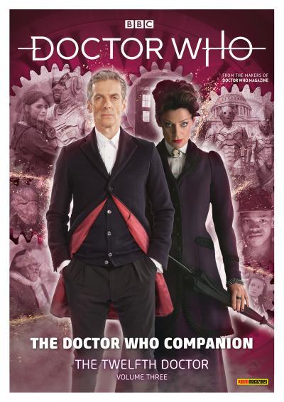 The Twelfth Doctor: Volume Three (Credit: Panini)