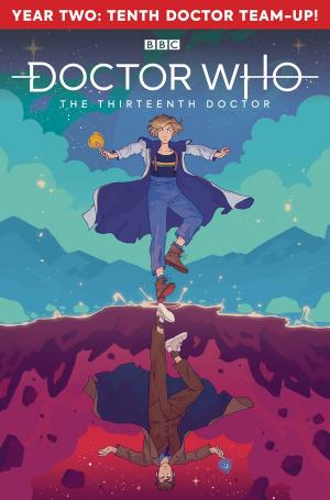 The Thirteenth Doctor - Issue #2.2 (Credit: Titan)