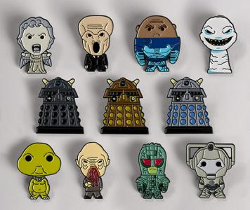 Doctor Who Chibi  (Credit: Hero Collector )